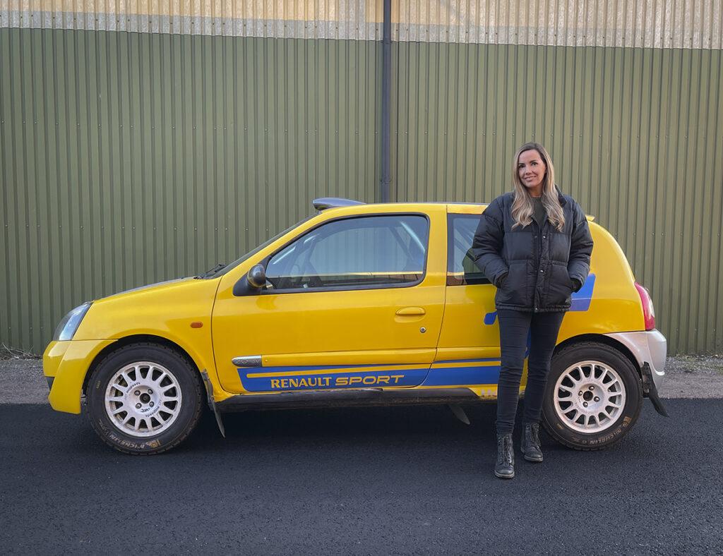 RallyJennyh, Renault Clio Ragnotti Grupp N